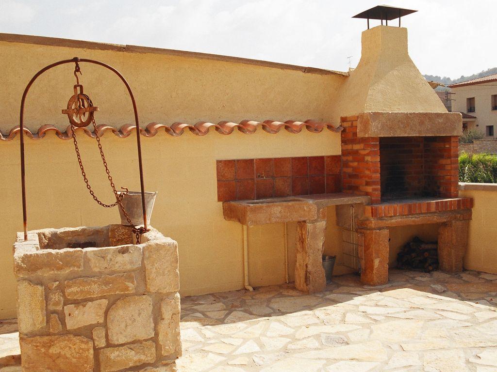 Ferienhaus Modernes Landhaus in Guimerà mit privatem Pool (116749), Guimera, Lleida, Katalonien, Spanien, Bild 18