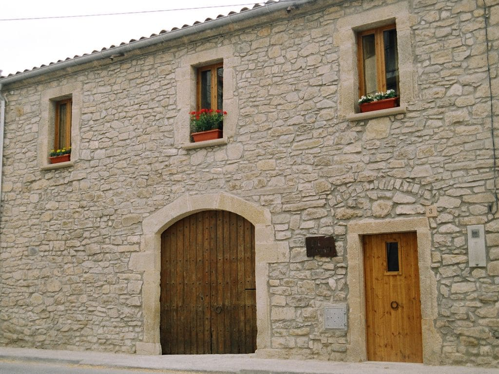 Ferienhaus Modernes Landhaus in Guimerà mit privatem Pool (116749), Guimera, Lleida, Katalonien, Spanien, Bild 7