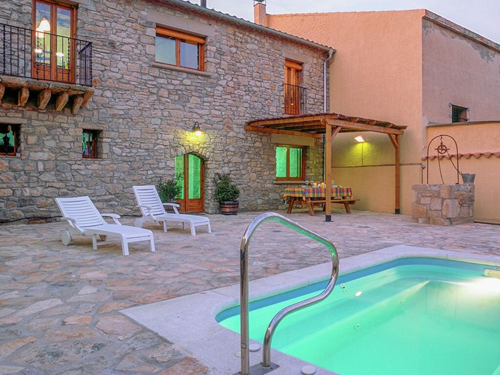 Ferienhaus Modernes Landhaus in Guimerà mit privatem Pool (116749), Guimera, Lleida, Katalonien, Spanien, Bild 6