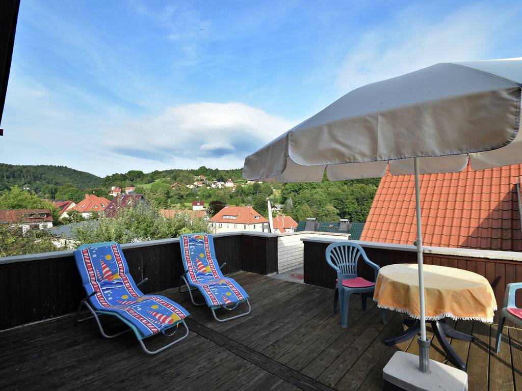 Holiday apartment Wunder (255035), Bad Liebenstein, Thuringian Forest, Thuringia, Germany, picture 3
