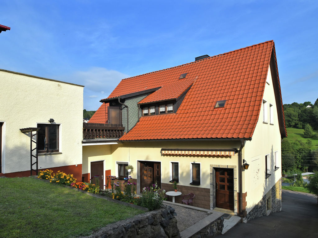 Holiday apartment Wunder (255035), Bad Liebenstein, Thuringian Forest, Thuringia, Germany, picture 2
