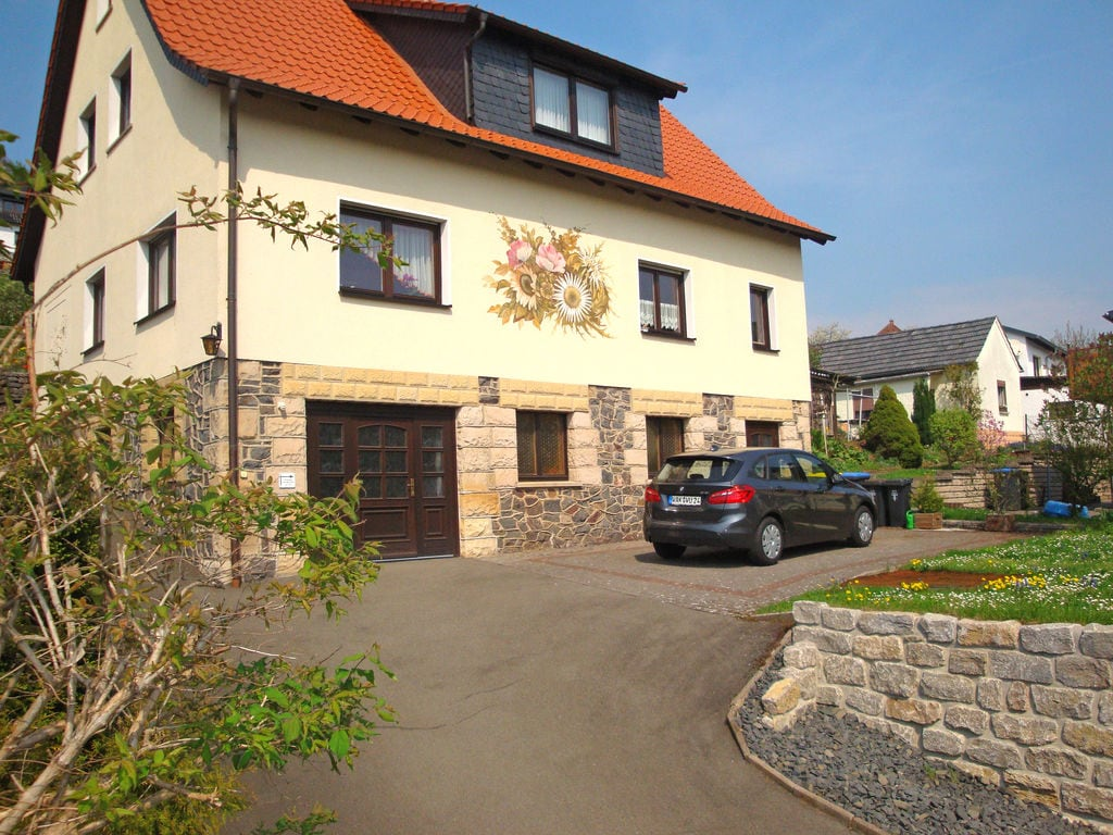 Holiday apartment Wunder (255035), Bad Liebenstein, Thuringian Forest, Thuringia, Germany, picture 1