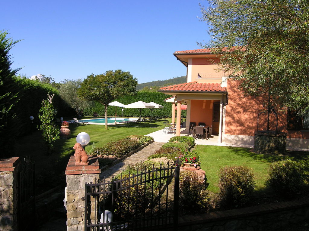 Ferienhaus Villa Loro Ciuffenna, in den Hügeln der Toskana gelegen (118544), Loro Ciuffenna, Arezzo, Toskana, Italien, Bild 4