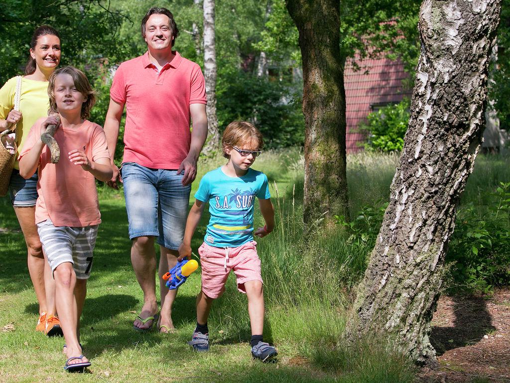 Ferienhaus Freistehender Bungalow mit WLAN im Nationalpark Veluwe (118534), Woeste hoeve, Veluwe, Gelderland, Niederlande, Bild 37