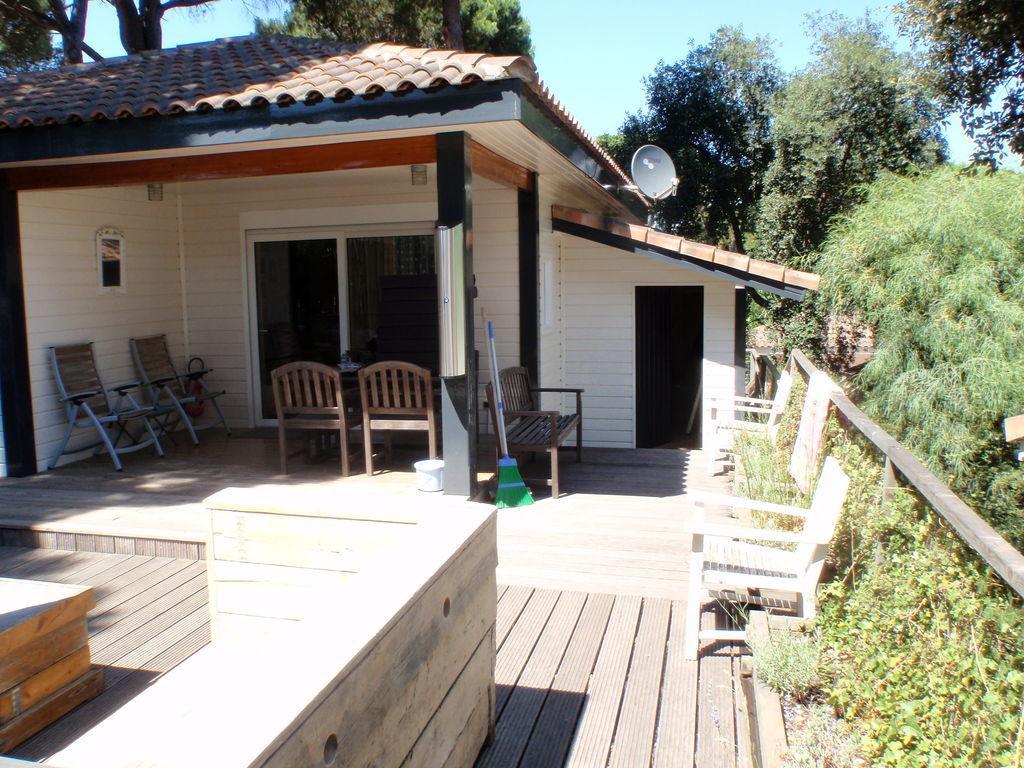 Ferienhaus Gemütliches Ferienhaus in Gassin mit Terrasse (119900), Gassin, Côte d'Azur, Provence - Alpen - Côte d'Azur, Frankreich, Bild 2