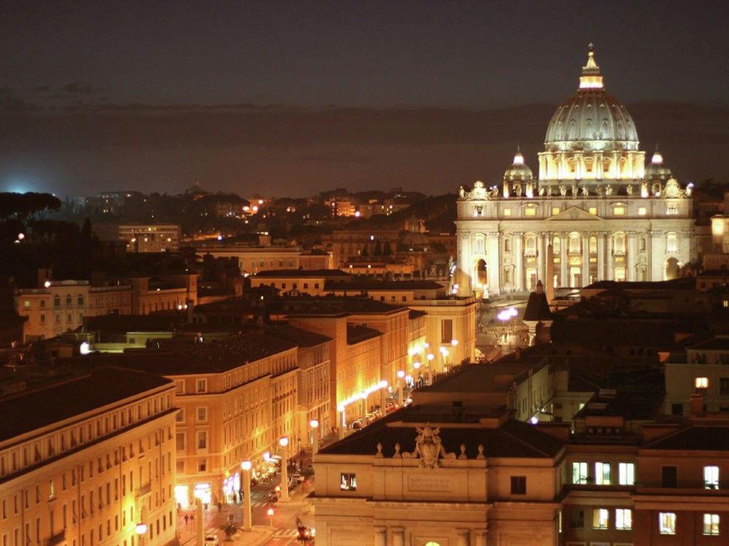 Ferienwohnung Modernes Appartement in Rom mit Blick auf die Stadt (119876), Rom, Rom, Latium, Italien, Bild 9