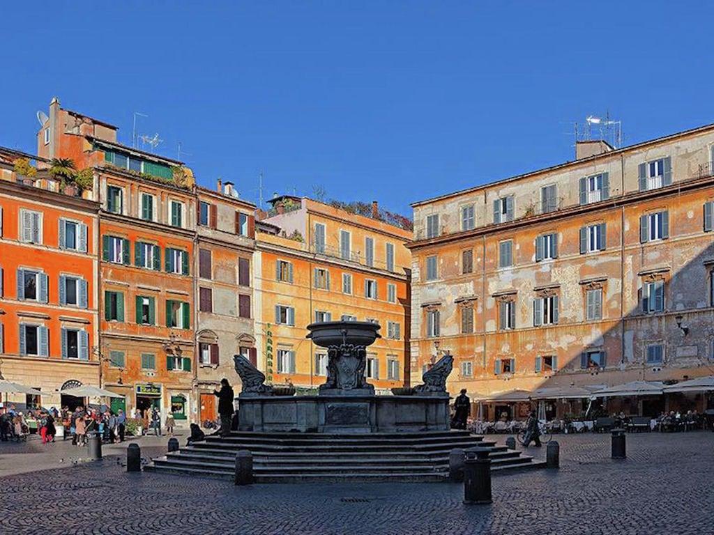 Ferienwohnung Modernes Appartement in Rom mit Blick auf die Stadt (119876), Rom, Rom, Latium, Italien, Bild 11