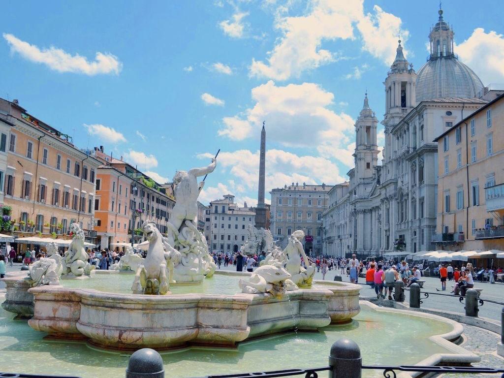 Ferienwohnung Pomponio Leto (119876), Rom, Rom, Latium, Italien, Bild 20