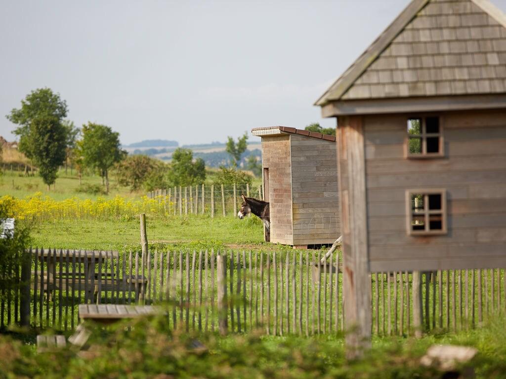 Ferienhaus Authentisches Holz-Ferienhaus in ruhiger grüner Umgebung (256245), Buigny St Maclou, Somme, Picardie, Frankreich, Bild 10