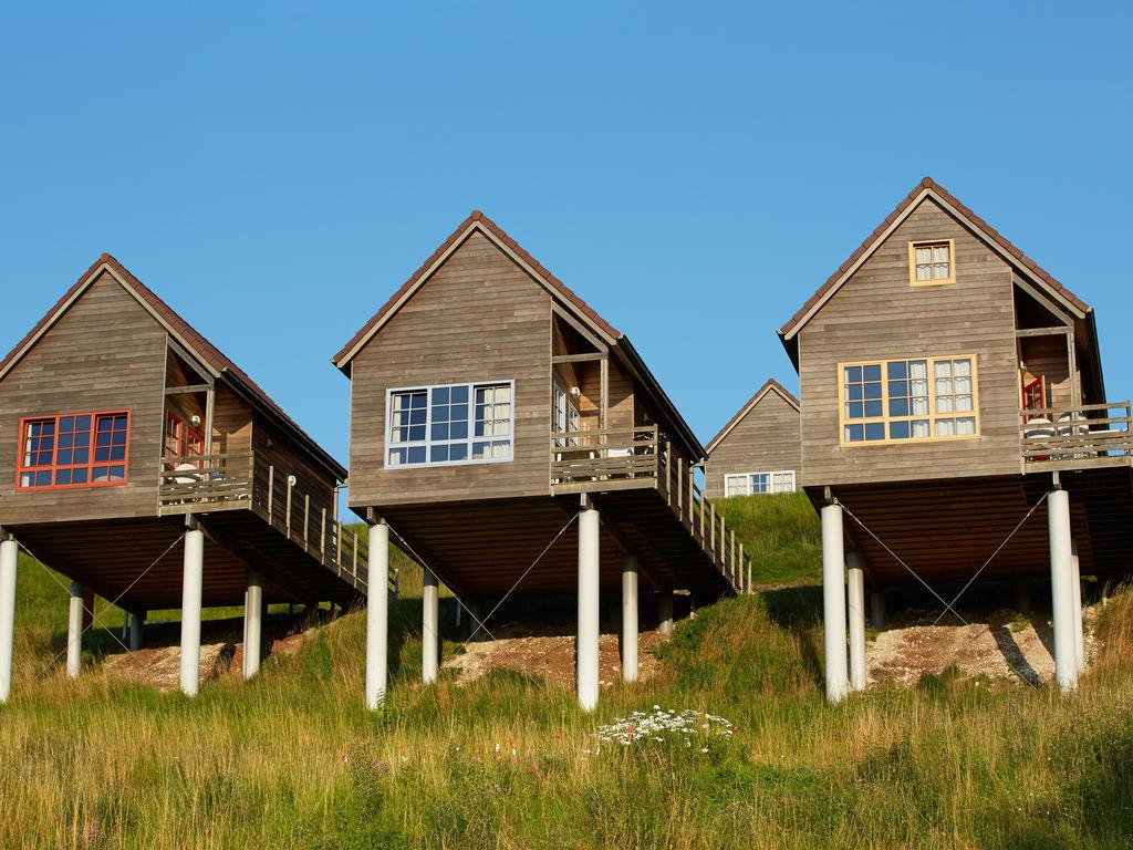 Ferienhaus Authentisches Holz-Ferienhaus in ruhiger grüner Umgebung (256245), Buigny St Maclou, Somme, Picardie, Frankreich, Bild 2