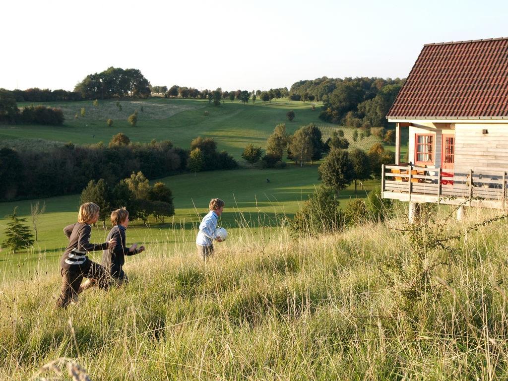 Ferienhaus Authentisches Holz-Ferienhaus in ruhiger grüner Umgebung (256245), Buigny St Maclou, Somme, Picardie, Frankreich, Bild 20
