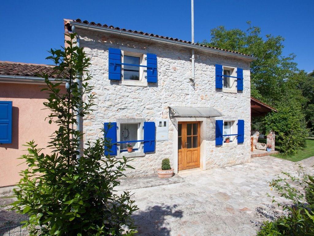 Ferienhaus Traditionelles Ferienhaus in Umag mit privatem Pool (122365), Umag, , Istrien, Kroatien, Bild 3