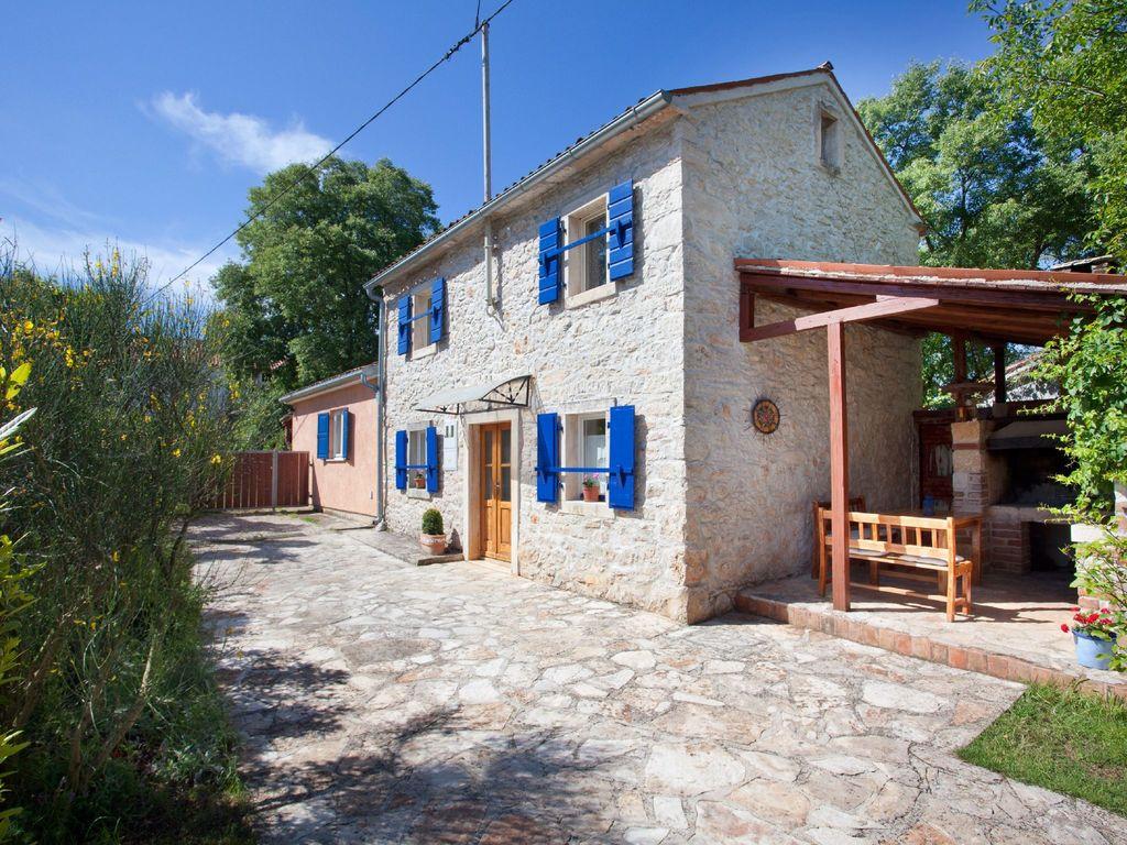 Ferienhaus Traditionelles Ferienhaus in Umag mit privatem Pool (122365), Umag, , Istrien, Kroatien, Bild 2