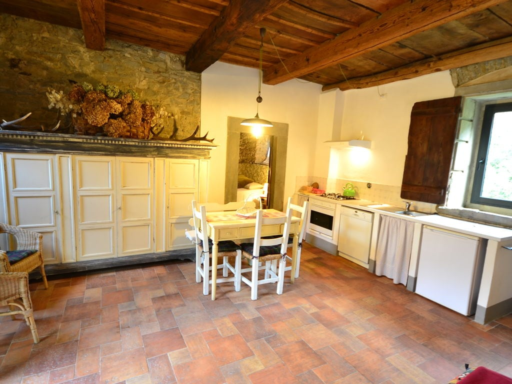 Ferienhaus Gemütliches Appartement in San Godenzo mit Pool (133927), Pelago, Florenz - Chianti - Mugello, Toskana, Italien, Bild 16