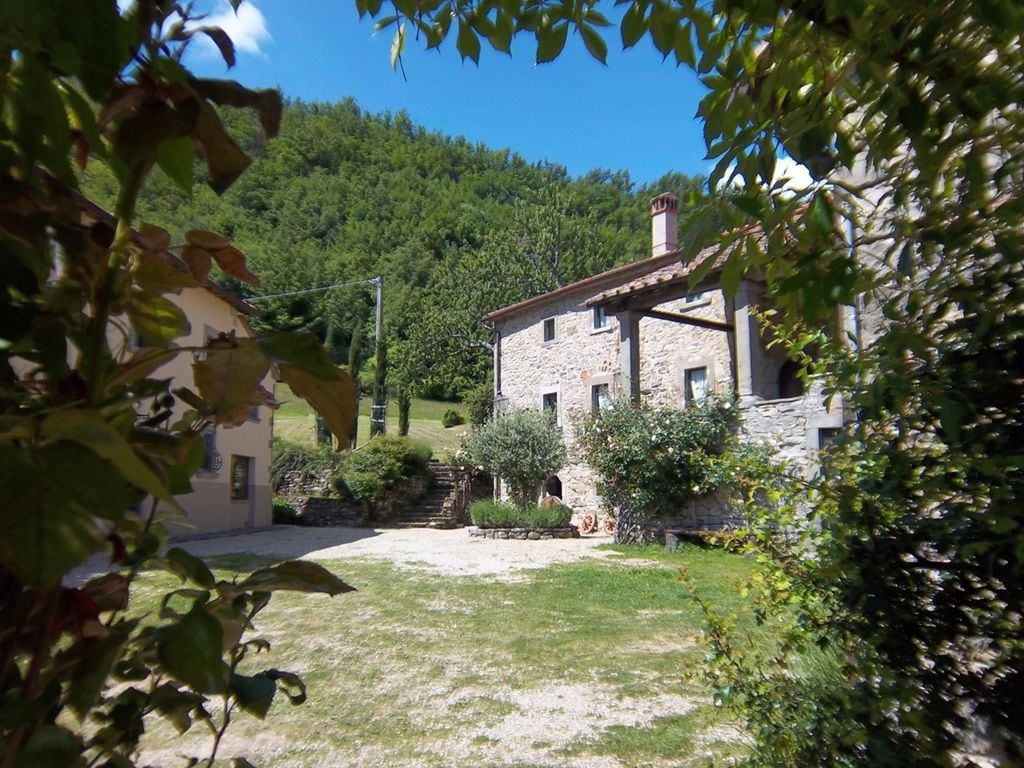 Ferienhaus Abgeschiedene Ferienwohnung in San Godenzo mit Swimmingpool (133925), Pelago, Florenz - Chianti - Mugello, Toskana, Italien, Bild 25