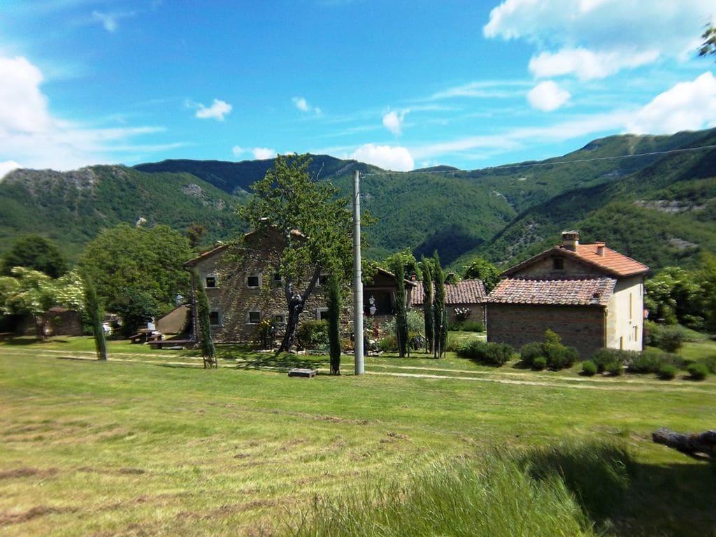 Ferienhaus Abgeschiedene Ferienwohnung in San Godenzo mit Swimmingpool (133925), Pelago, Florenz - Chianti - Mugello, Toskana, Italien, Bild 15
