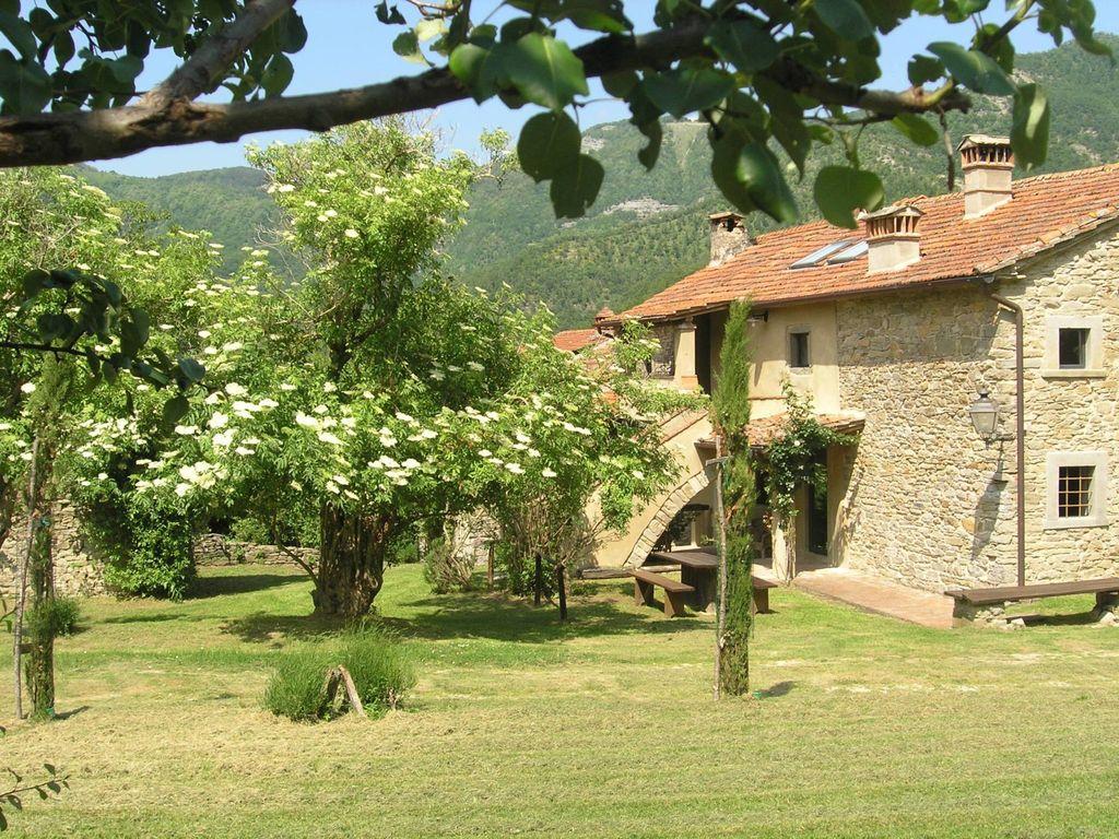 Ferienhaus Abgeschiedene Ferienwohnung in San Godenzo mit Swimmingpool (133925), Pelago, Florenz - Chianti - Mugello, Toskana, Italien, Bild 19