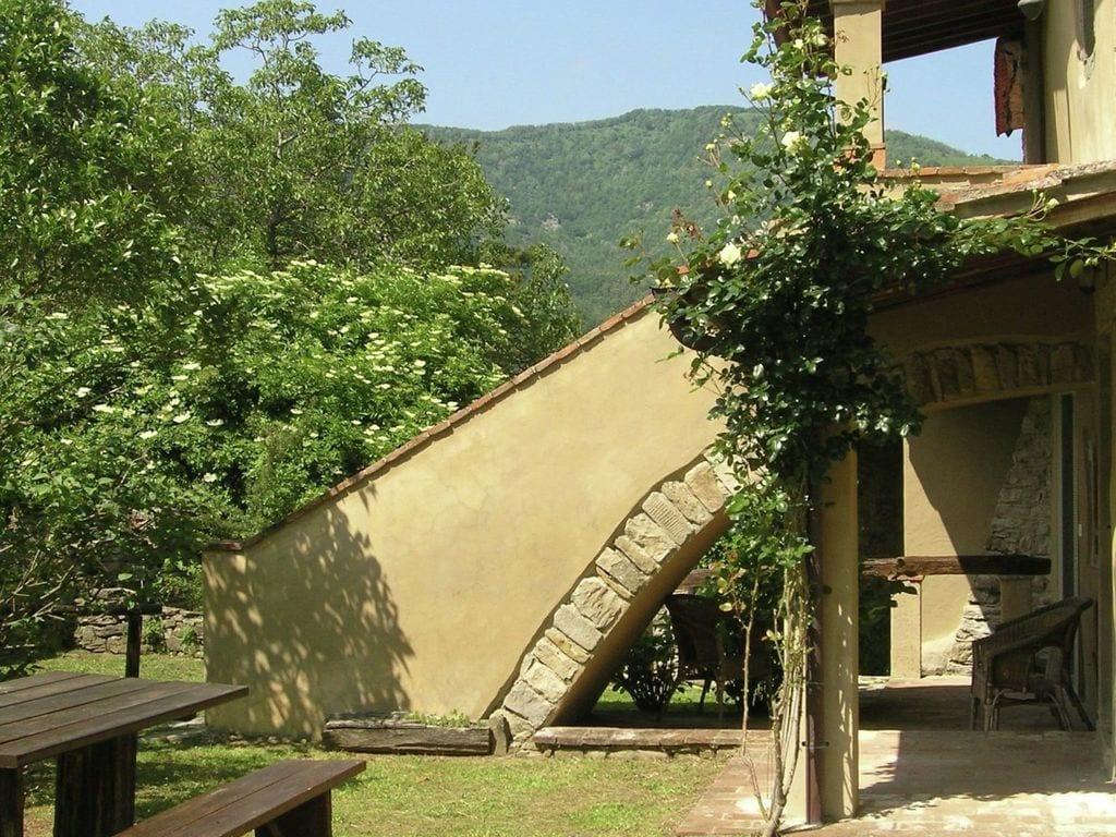 Ferienhaus Abgeschiedene Ferienwohnung in San Godenzo mit Swimmingpool (133925), Pelago, Florenz - Chianti - Mugello, Toskana, Italien, Bild 22