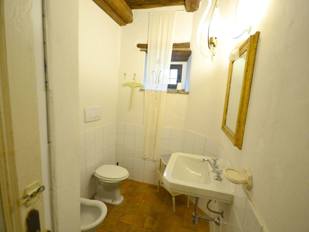 Ferienhaus Abgeschiedene Ferienwohnung in San Godenzo mit Swimmingpool (133925), Pelago, Florenz - Chianti - Mugello, Toskana, Italien, Bild 18