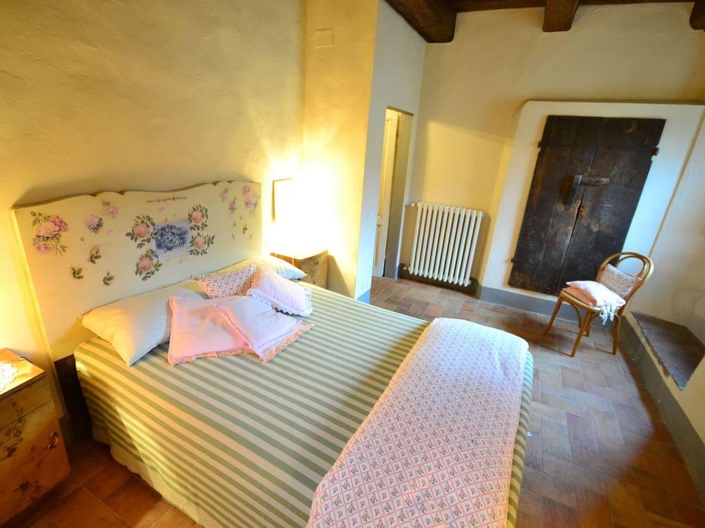 Ferienhaus Abgeschiedene Ferienwohnung in San Godenzo mit Swimmingpool (133925), Pelago, Florenz - Chianti - Mugello, Toskana, Italien, Bild 9