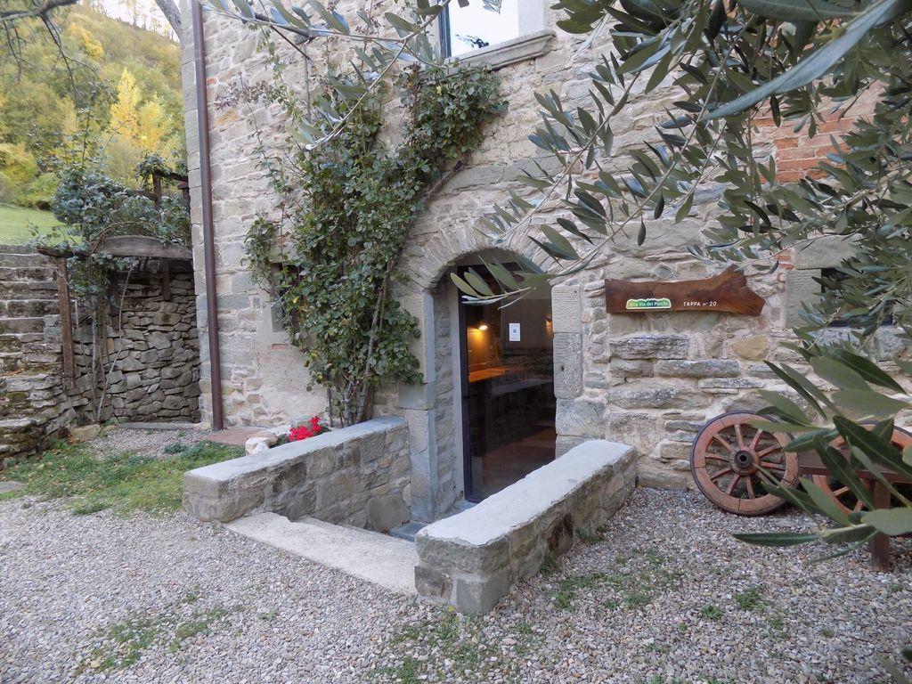 Ferienhaus Abgeschiedene Ferienwohnung in San Godenzo mit Swimmingpool (133925), Pelago, Florenz - Chianti - Mugello, Toskana, Italien, Bild 12