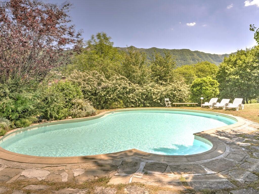 Ferienhaus Abgeschiedene Ferienwohnung in San Godenzo mit Swimmingpool (133925), Pelago, Florenz - Chianti - Mugello, Toskana, Italien, Bild 10