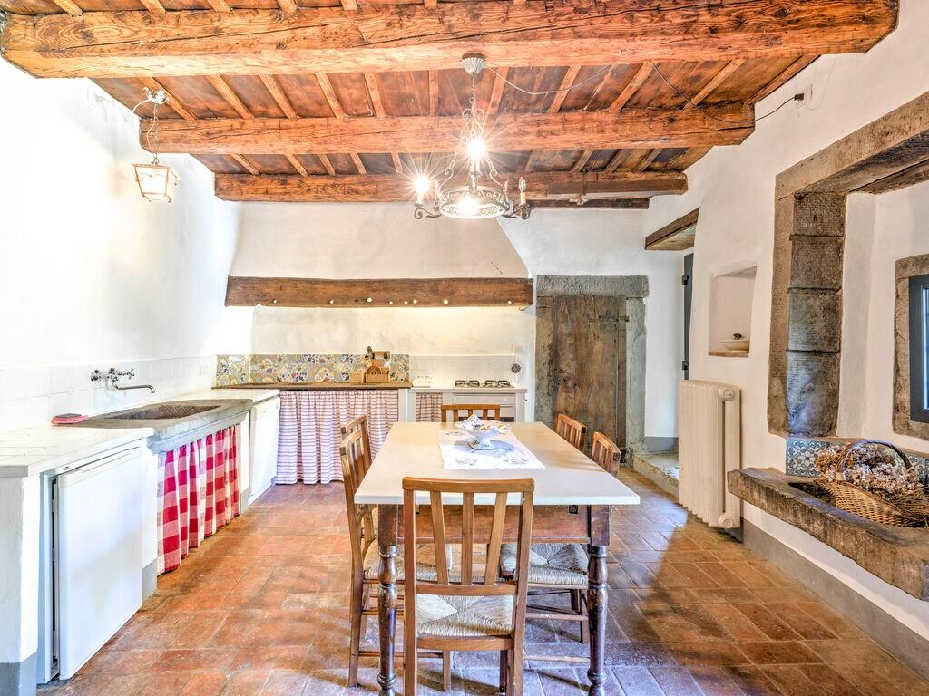 Ferienhaus Abgeschiedene Ferienwohnung in San Godenzo mit Swimmingpool (133925), Pelago, Florenz - Chianti - Mugello, Toskana, Italien, Bild 5