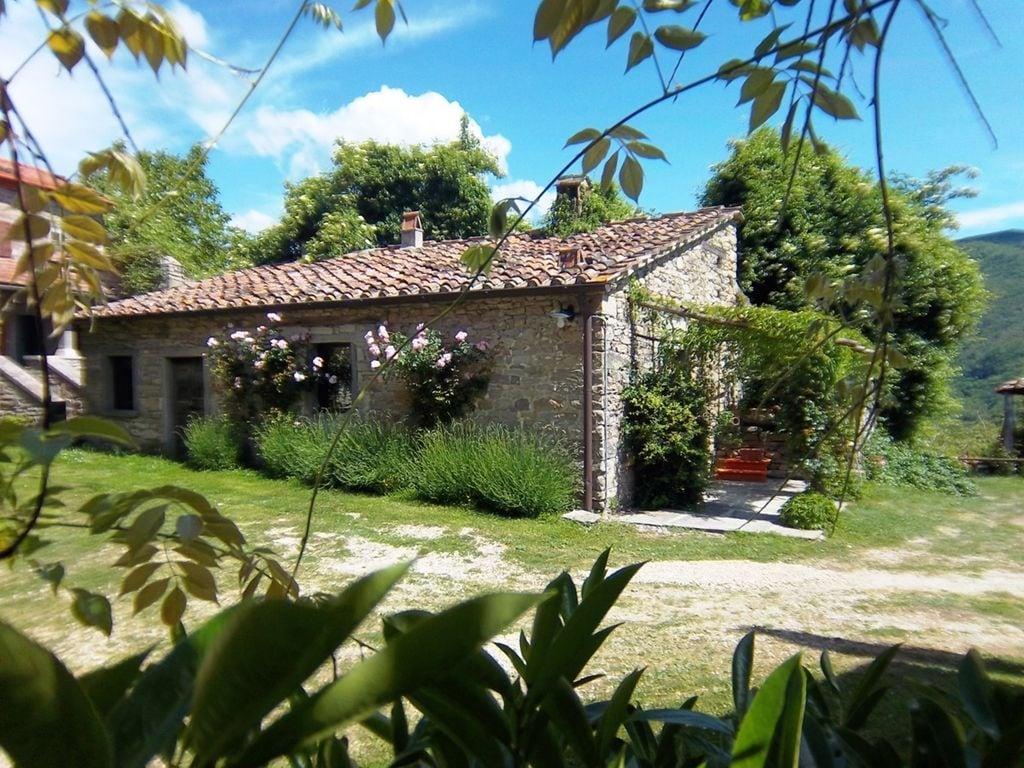 Ferienhaus Abgeschiedene Ferienwohnung in San Godenzo mit Swimmingpool (133925), Pelago, Florenz - Chianti - Mugello, Toskana, Italien, Bild 26