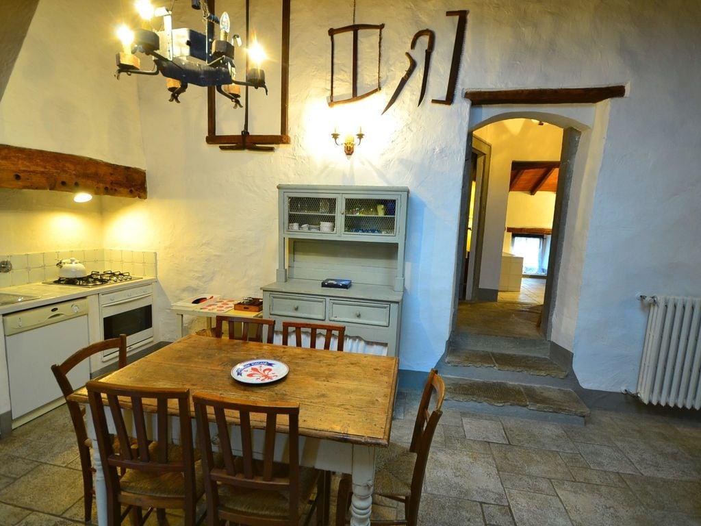 Ferienhaus Abgeschiedene Ferienwohnung in San Godenzo mit Swimmingpool (133926), Pelago, Florenz - Chianti - Mugello, Toskana, Italien, Bild 19