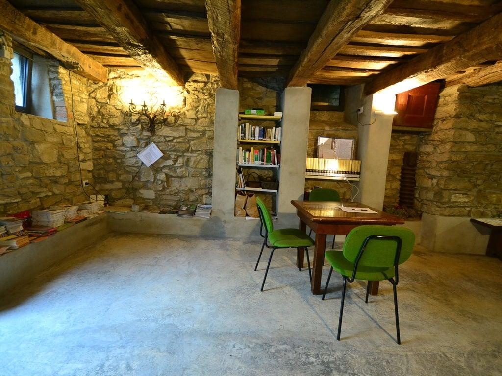 Ferienhaus Abgeschiedene Ferienwohnung in San Godenzo mit Swimmingpool (133926), Pelago, Florenz - Chianti - Mugello, Toskana, Italien, Bild 14
