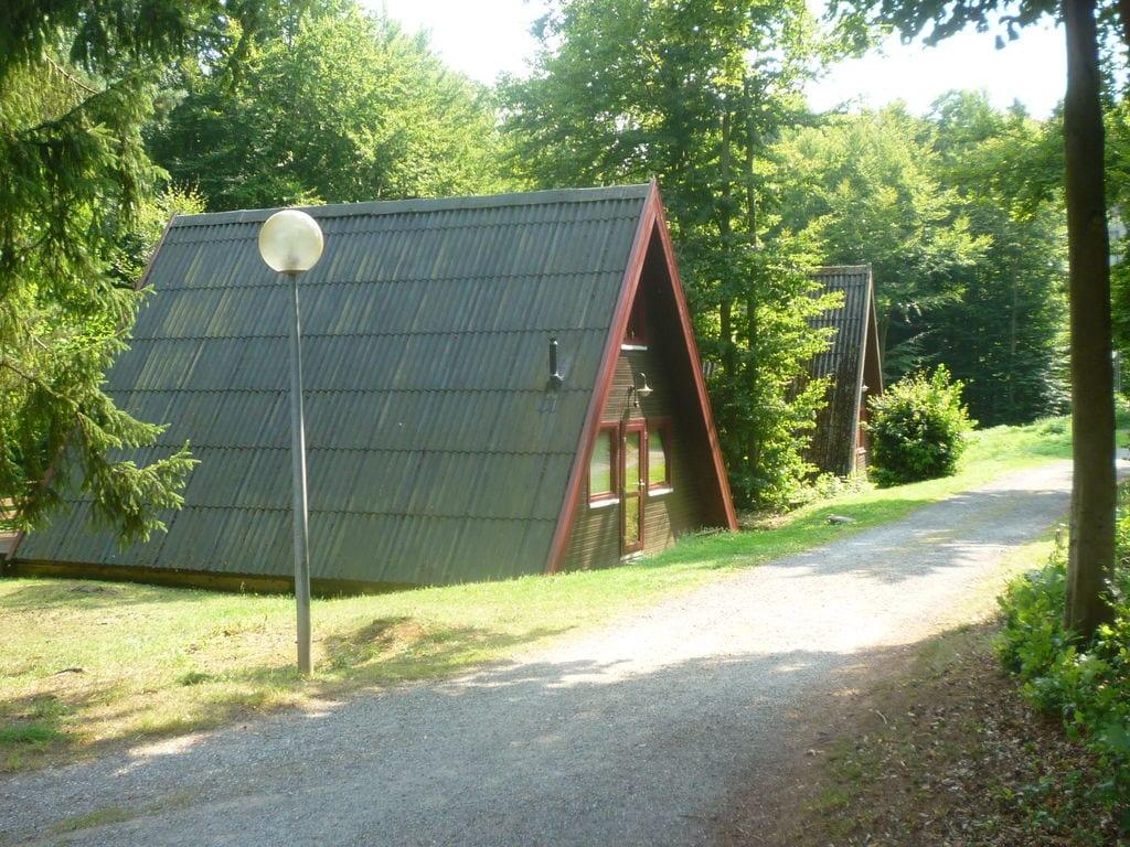 Ferienhaus Freistehendes Holz-Ferienhaus nahe dem Twistesee (254960), Bad Arolsen, Waldecker Land, Hessen, Deutschland, Bild 3