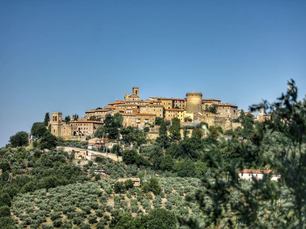 Ferienhaus Geräumiges Bauernhaus in Gualdo Cattaneo mit Whirlpool (134361), Gualdo Cattaneo, Perugia, Umbrien, Italien, Bild 26