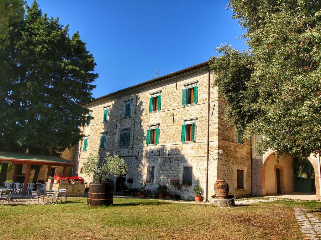 Ferienhaus Geräumiges Bauernhaus in Gualdo Cattaneo mit Whirlpool (134361), Gualdo Cattaneo, Perugia, Umbrien, Italien, Bild 8