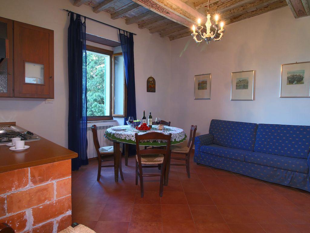 Ferienhaus Geräumiges Bauernhaus in Gualdo Cattaneo mit Whirlpool (134361), Gualdo Cattaneo, Perugia, Umbrien, Italien, Bild 11
