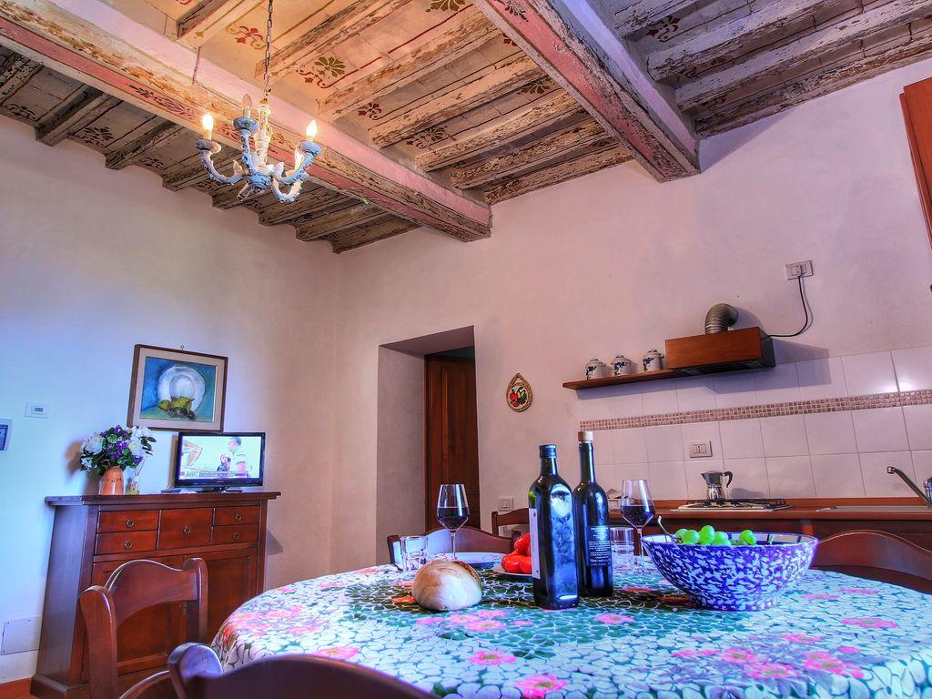 Ferienhaus Geräumiges Bauernhaus in Gualdo Cattaneo mit Whirlpool (134361), Gualdo Cattaneo, Perugia, Umbrien, Italien, Bild 13