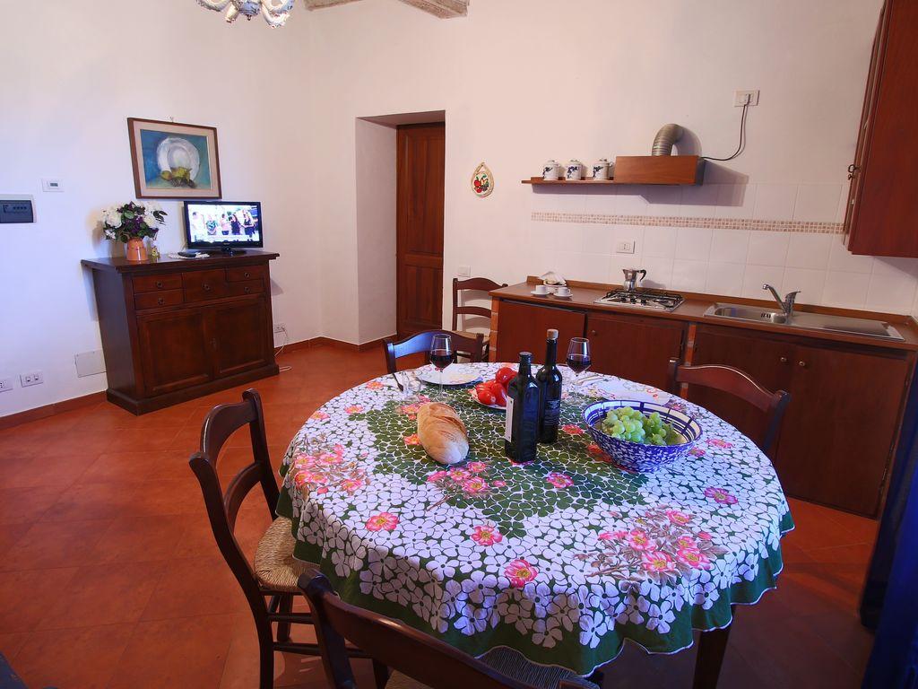 Ferienhaus Geräumiges Bauernhaus in Gualdo Cattaneo mit Whirlpool (134361), Gualdo Cattaneo, Perugia, Umbrien, Italien, Bild 15
