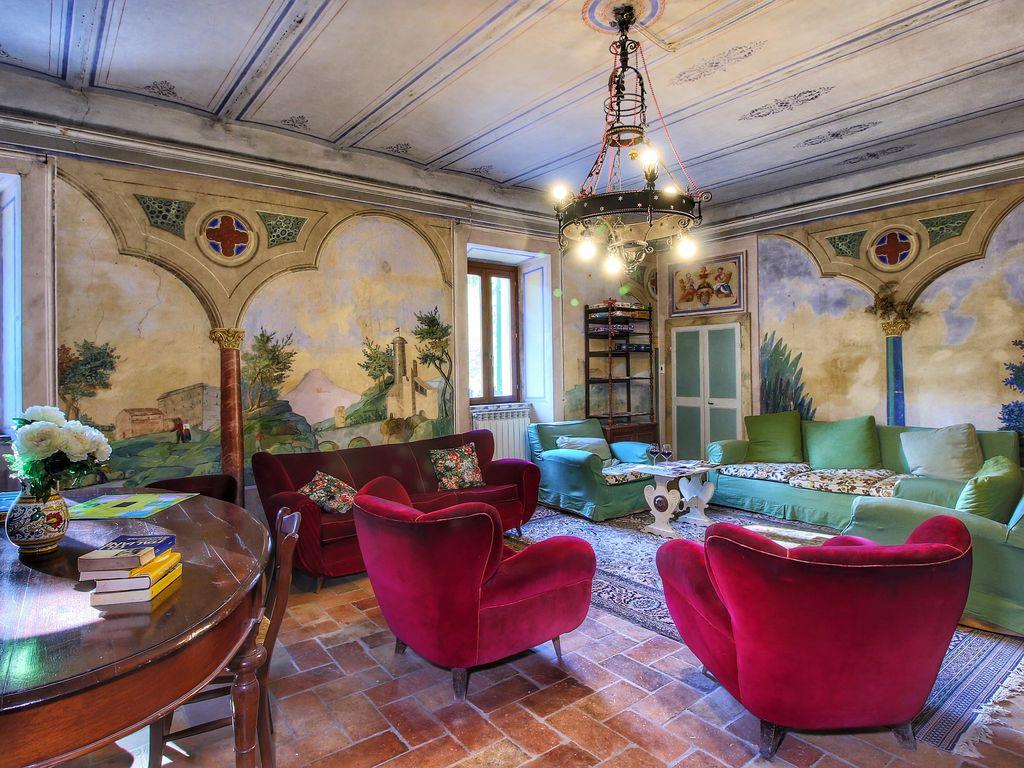 Ferienhaus Geräumiges Bauernhaus in Gualdo Cattaneo mit Whirlpool (134361), Gualdo Cattaneo, Perugia, Umbrien, Italien, Bild 3