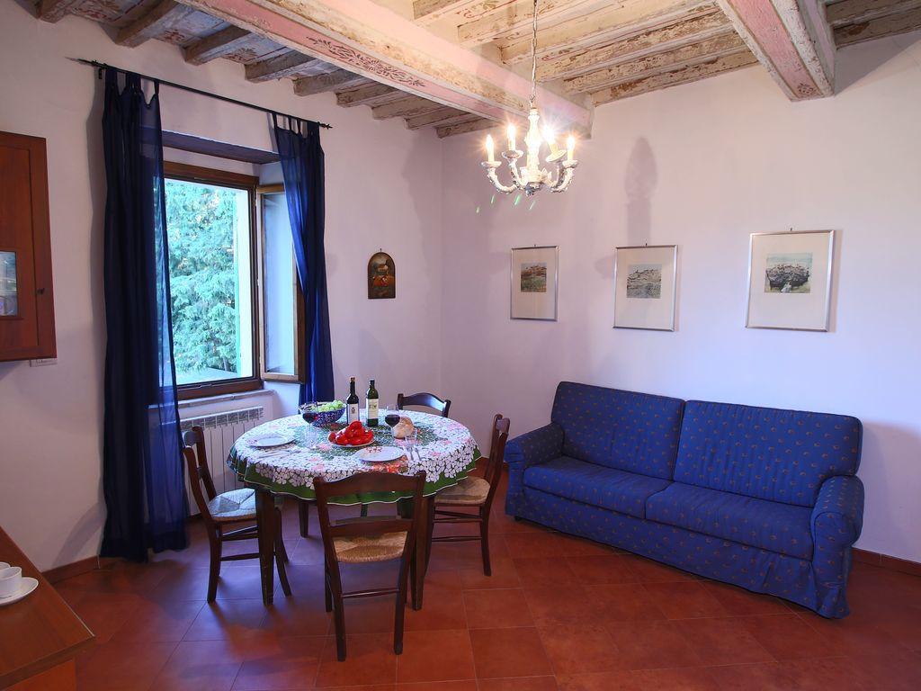Ferienhaus Geräumiges Bauernhaus in Gualdo Cattaneo mit Whirlpool (134361), Gualdo Cattaneo, Perugia, Umbrien, Italien, Bild 12