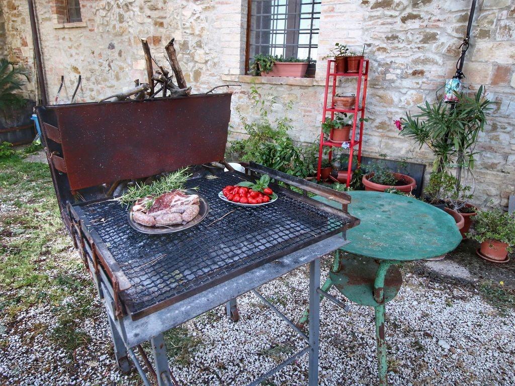 Ferienhaus Geräumiges Bauernhaus in Gualdo Cattaneo mit Whirlpool (134361), Gualdo Cattaneo, Perugia, Umbrien, Italien, Bild 24