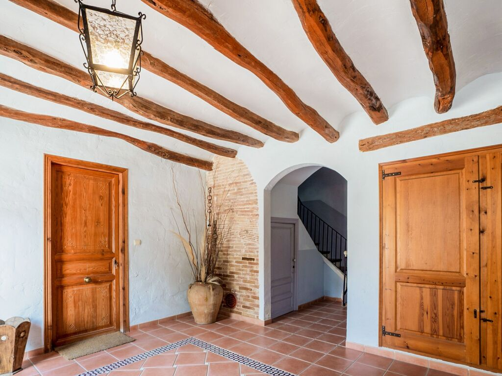 Ferienhaus Luxuriöses Landhaus mit eigenem Garten in Pira Katalonien (134456), Pira, Tarragona, Katalonien, Spanien, Bild 8