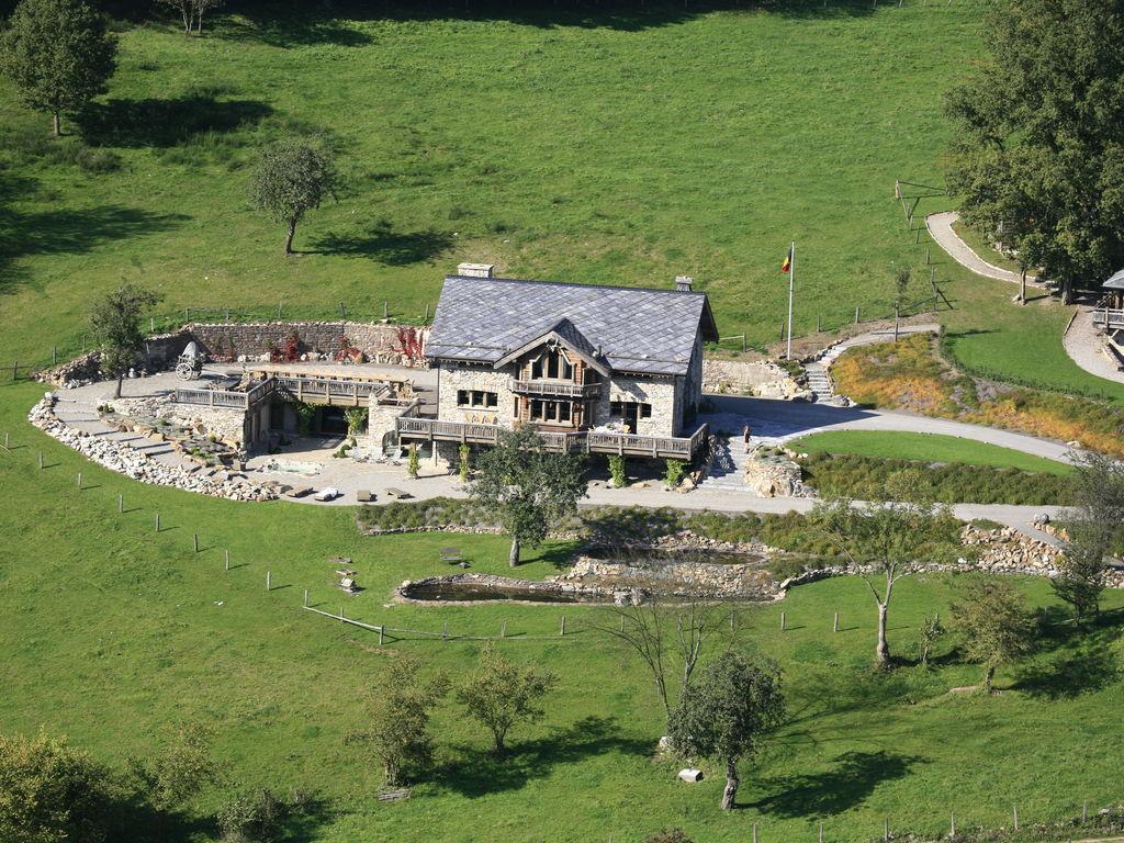 Ferienhaus Charmantes Ferienhaus mit privatem Pool und Sauna in Waimes (134203), Waimes, Lüttich, Wallonien, Belgien, Bild 25