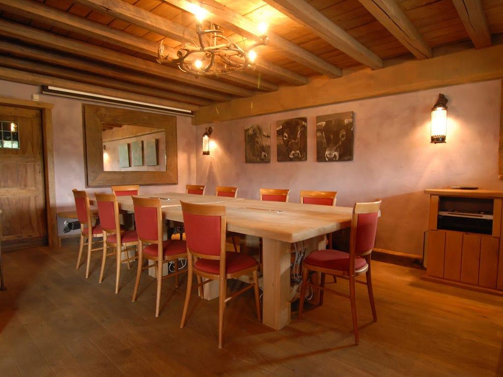 Ferienhaus Charmantes Ferienhaus mit privatem Pool und Sauna in Waimes (134203), Waimes, Lüttich, Wallonien, Belgien, Bild 24