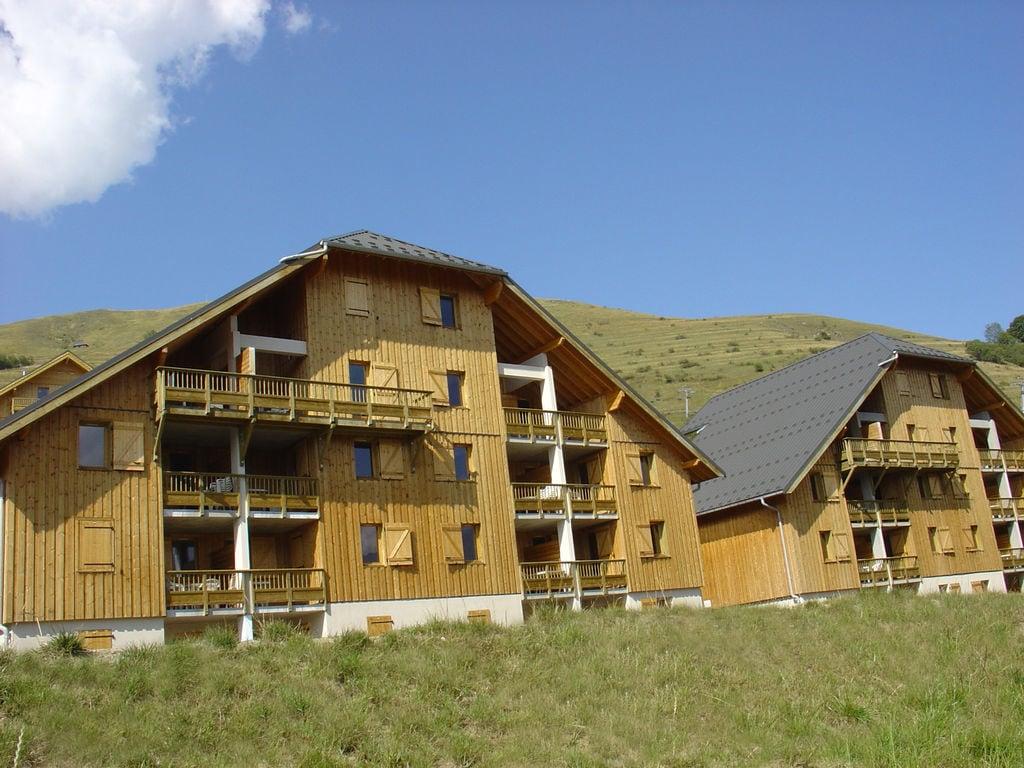 Ferienwohnung Gepflegte Ferienwohnung in Les Sybelles mit 310 km Pisten (134029), Le Chalmieu, Savoyen, Rhône-Alpen, Frankreich, Bild 2
