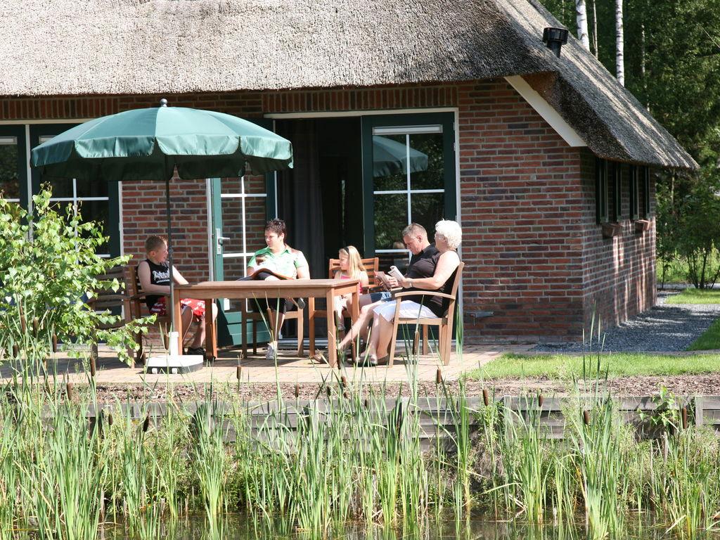 Ferienhaus Freist. Ferienhaus mit 2 Badezimmern, im Naturschutzgebiet (257023), Laaghalen, , Drenthe, Niederlande, Bild 10