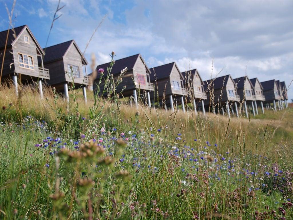 Ferienhaus Authentisches Holz-Ferienhaus in ruhiger grüner Umgebung (256244), Buigny St Maclou, Somme, Picardie, Frankreich, Bild 5