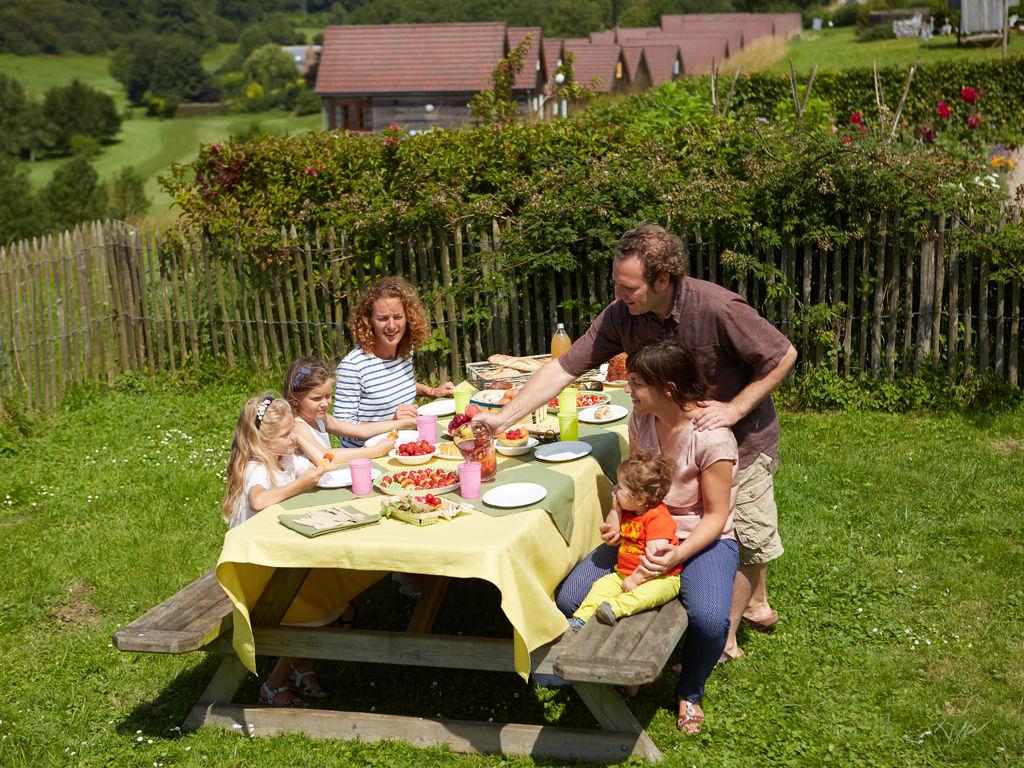 Ferienhaus Authentisches Holz-Ferienhaus in ruhiger grüner Umgebung (256244), Buigny St Maclou, Somme, Picardie, Frankreich, Bild 17