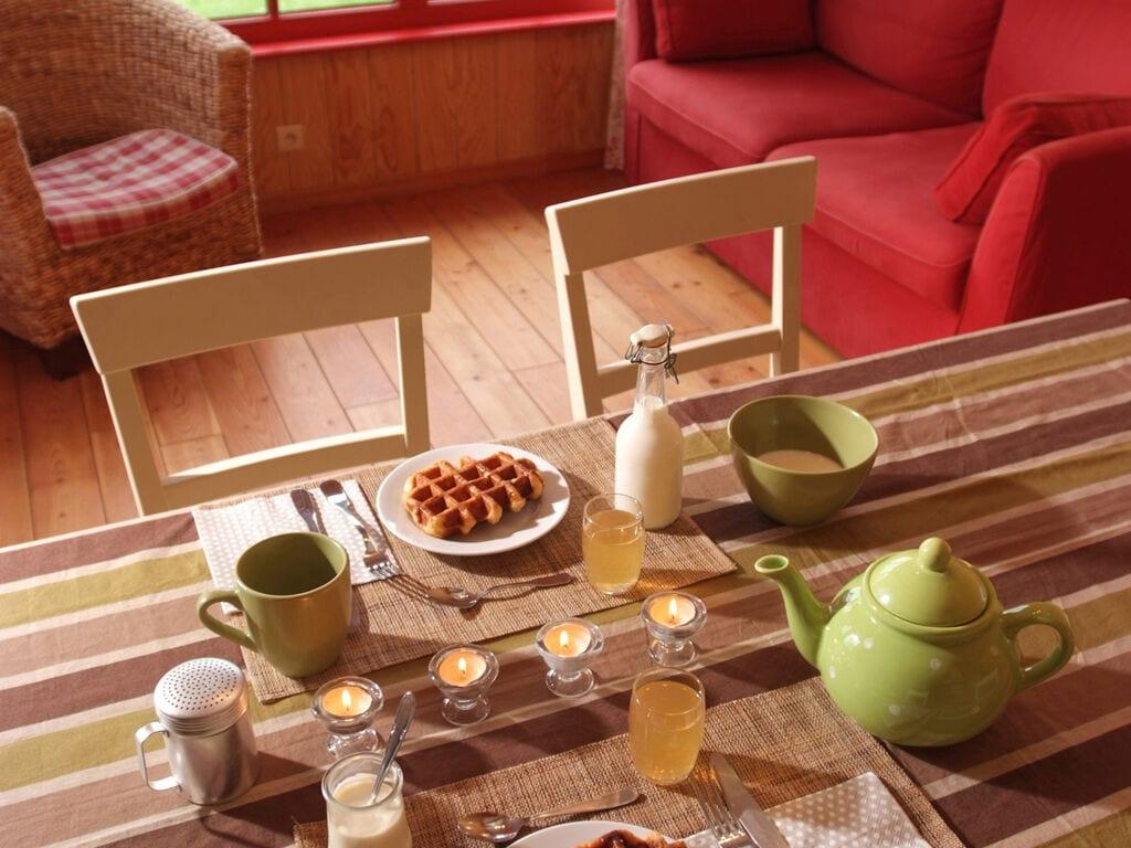 Ferienhaus Authentisches Holz-Ferienhaus in ruhiger grüner Umgebung (256244), Buigny St Maclou, Somme, Picardie, Frankreich, Bild 11