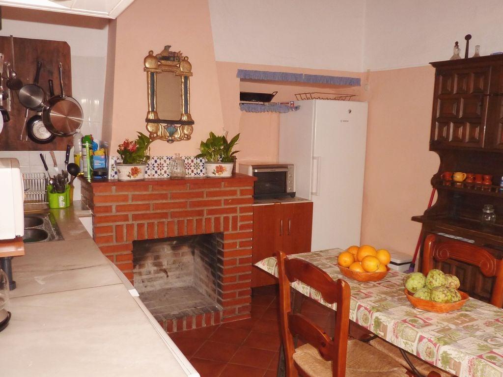 Maison de vacances Casa La Palmera (133745), Villanueva de la Concepcion, Malaga, Andalousie, Espagne, image 14