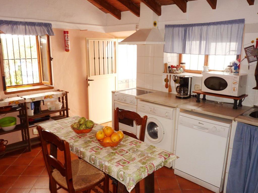 Maison de vacances Casa La Palmera (133745), Villanueva de la Concepcion, Malaga, Andalousie, Espagne, image 15