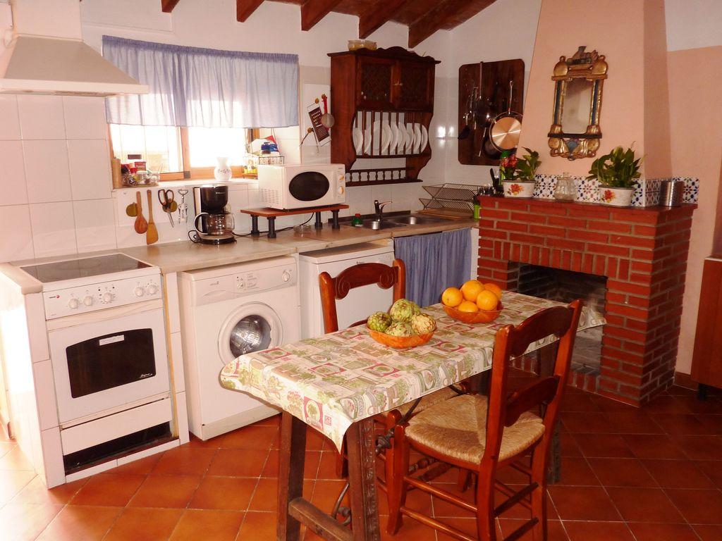Maison de vacances Casa La Palmera (133745), Villanueva de la Concepcion, Malaga, Andalousie, Espagne, image 13